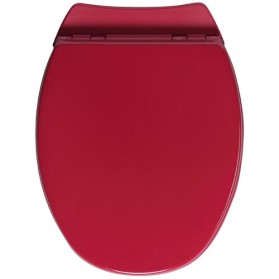 Abattant WC Serenity - rouge pour 59€