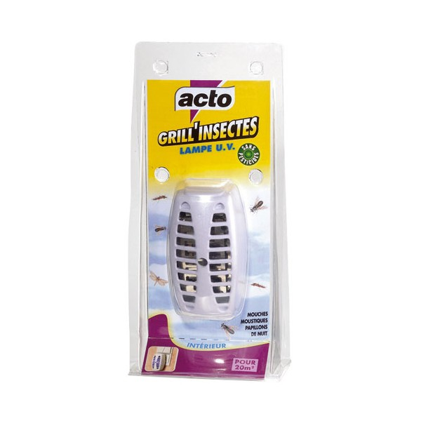 ACTO GRILL'INSECTES PETIT MODELE