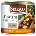 Dorure antiquaire - or pâle - 125 mL - Starwax