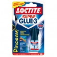 Colle Super glue3 - pinceau