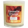 Bougie parfumée - cannelle orange