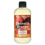 Recharge pour lampe à parfum - 500 mL - cannelle orange