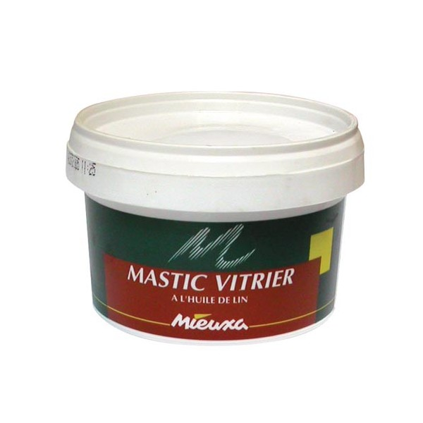 mastic vitrier beige 500 g 102204 mieuxa home boulevard. Black Bedroom Furniture Sets. Home Design Ideas