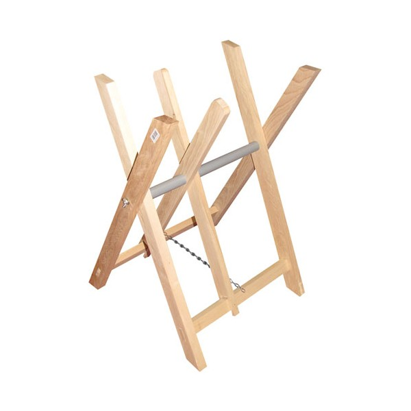 Chevalet en bois simple pliant - 705280 - LA BOISSELLERIE DU VELAY