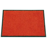 Tapis absorbant Mirande - 40x60 cm - rouge