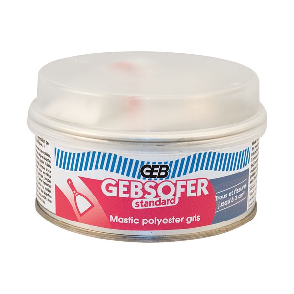 Mastic polyester Gebsofer - 150 mL - 106011 - GEB