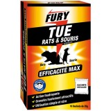 Sachet raticide et souricide - 400g