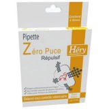 Pipette insectifuge pour petit chien - 2.5 mL