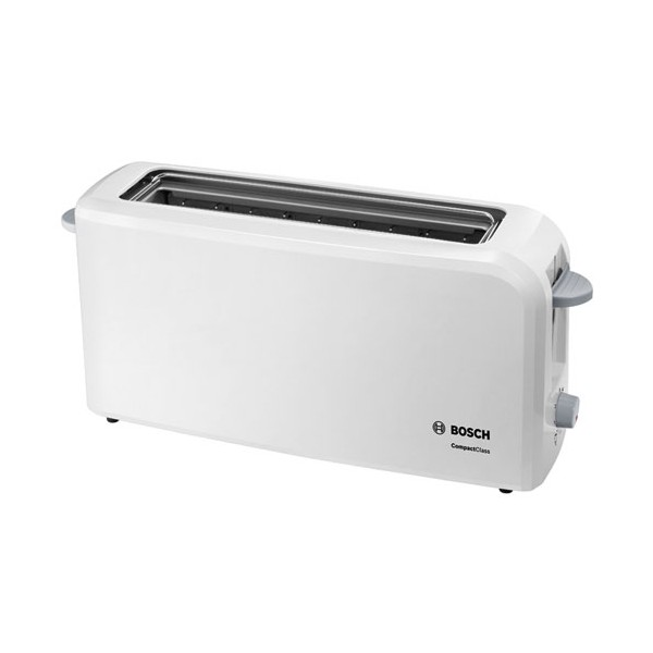 Grille pain blanc compact class 900 W - TAT3A001 - BOSCH