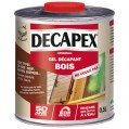 Gel décapant bois 0.5 L - 343559 - Decapex