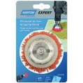 Brosse coupe fil gros nylon 75 mm