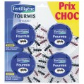 Anti-fourmis appât - lot de 4 - FFB4 - Fertiligene