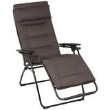 Fauteuil relax futura air comfort - taupe