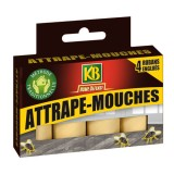 Rubans attrape-mouches - lot de 4