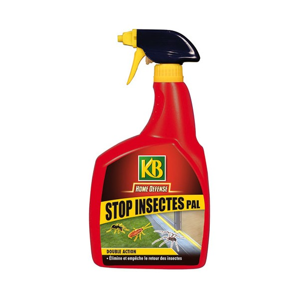 Spray insecticide stop insectes - 800 mL - HDSTOP - KB
