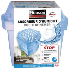 Absorbeur basic 20 m 1852173 rubson home boulevard - Absorbeur anti humidite ...