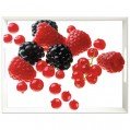 Plateau motif fruits rouges - 50 x 37 cm - 505550 - Emsa