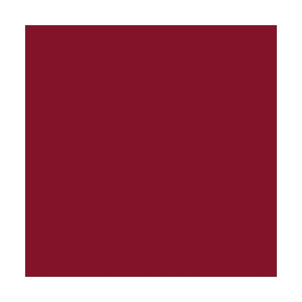 Serviette de table carrée Dunilin - coloris bordeaux - 40 x 40 cm - lot de 12 - 148383 - DUNI