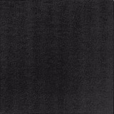 Serviette de table carrée Dunilin - coloris noir brillant - 40 x 40 cm - lot de 12