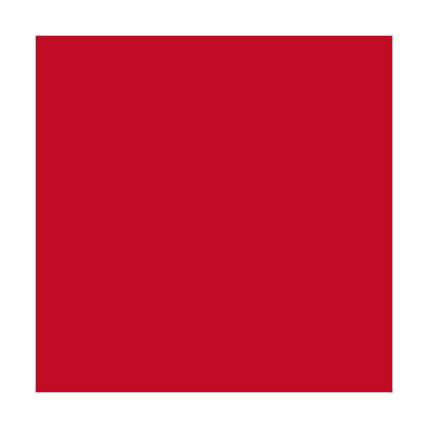 Serviette de table carrée Dunilin - coloris rouge - 40 x 40 cm - lot de 12 - 148384 - DUNI