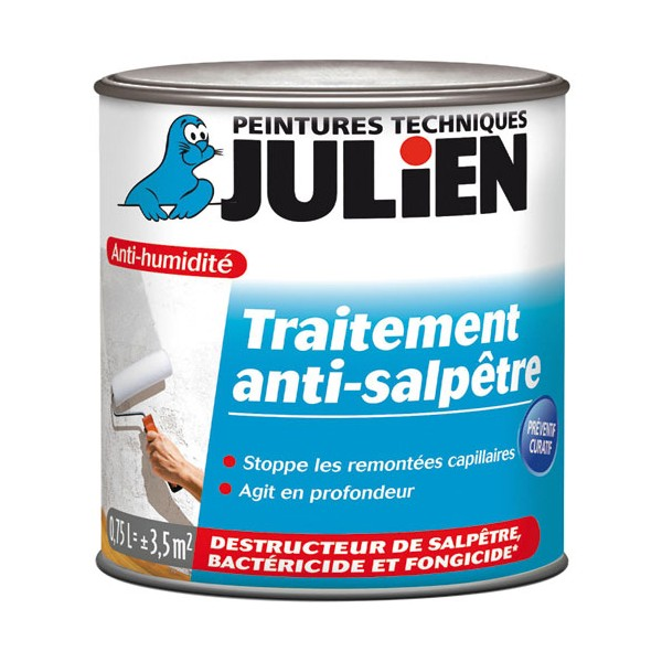 Traitement anti salp tre 750 ml 5108099 julien for Salpetre cuisine