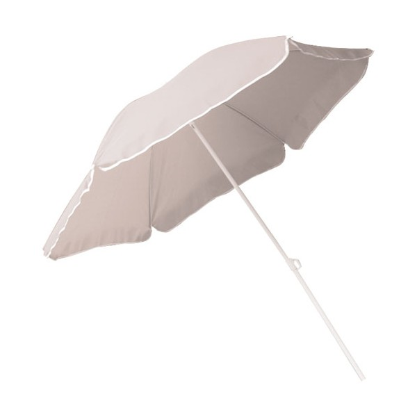 Parasol droit inclinable D : 200 cm - assortis - 1373 - OZALIDE