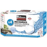 Recharge absorbeur d'humidité Basic  - lot de 4 tablettes