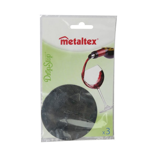 Anti-gouttes - plastique - lot de 3 - 25713510080 - METALTEX