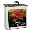 Huile protectrice - teck, bois exotique - 2.5 L - Avel