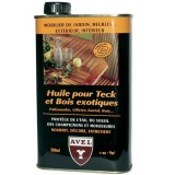 Huile protectrice - teck, bois exotique - 500 mL