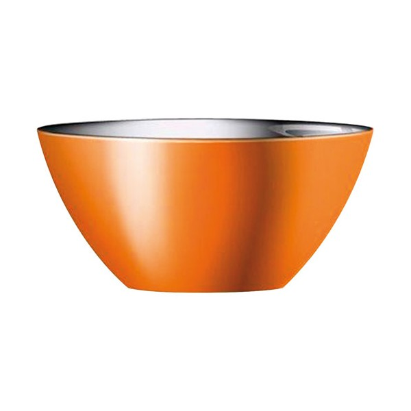 Saladier Cosmos flashy - D : 23 cm - orange - 8010704 - LUMINARC