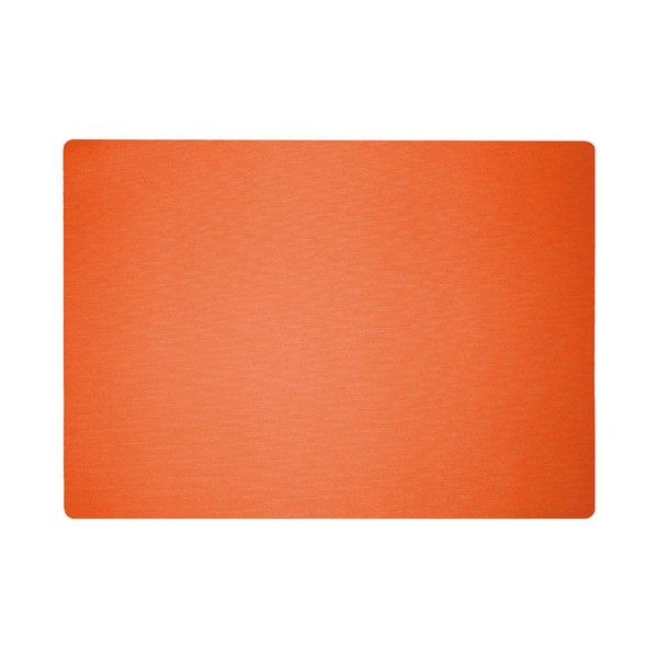 Set de table orange - 42.5 x 30 cm - PL304308009 - PROTECTEXTIL