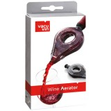 Aérateur de vin Wine aerator - noir, transparent