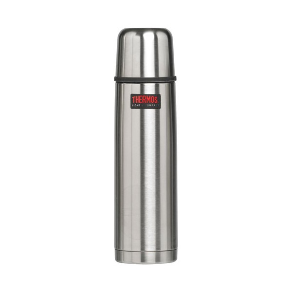 Bouteille isolante Light & Compact 0.5 L - inox - 183580 - THERMOS