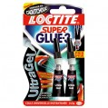 Colle Super glue3 - ultragel - 2x3 g