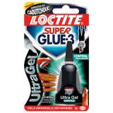 Colle Super glue3 - ultragel control - 3 g