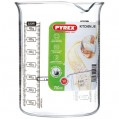 Verre doseur 0.75 L Kitchen Lab - 4 graduations - LABBK75/5040 - Pyrex