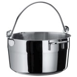 Bassine à confiture Sweet jar D : 30 cm - inox