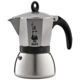 Cafetière Moka induction 3 tasses - italienne - anthracite