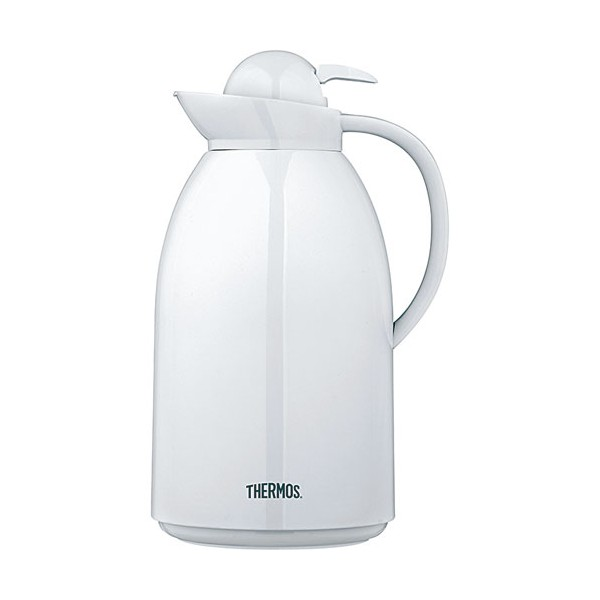 Pichet isotherme 1.5 L Patio - blanc - 124089 - THERMOS
