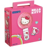 Set couverts enfants Sweet pink Hello Kitty - 3 pièces