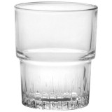 Verre bas 16 cL Empilable - lot de 4