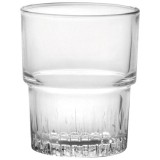 Verre bas 20 cL Empilable - lot de 4