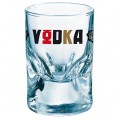 Verre vodka 5 cL - lot de 6