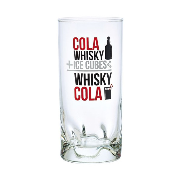 Verre whisky cola 27 cL - lot de 6 - 353/27 81675 - DUROBOR