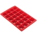 Moule 24 mini brownies - silicone