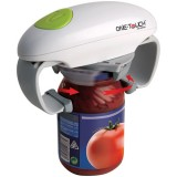 Ouvre bocal automatique One Touch - blanc