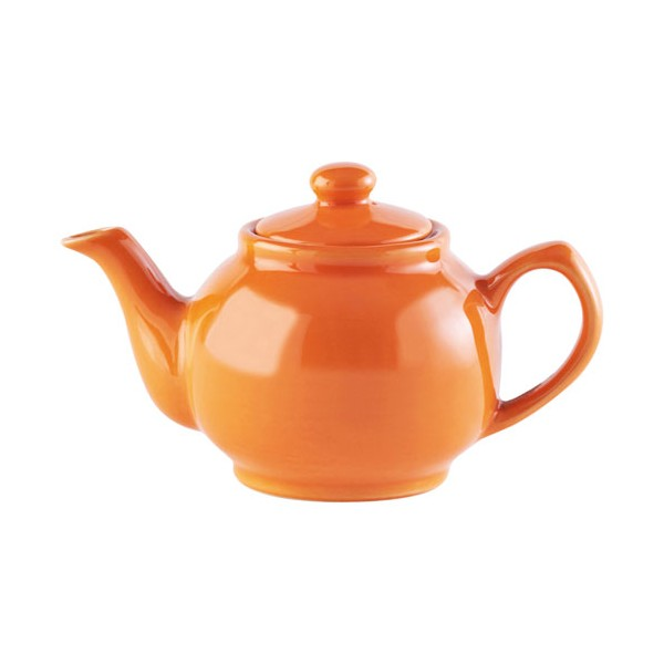 Théière 0.45 L céramique - bright orange - 0056.611/0056.7 - PRICE & KENSINGTON