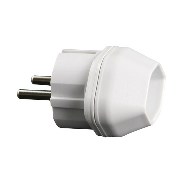 Adaptateur femelle suisse / male France - 240090 - INOTECH