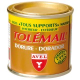 Dorure tolémail or riche - 50 mL